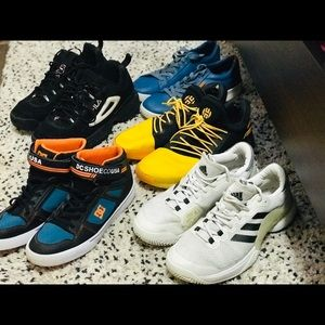 Used running shoes for sale(Lot)